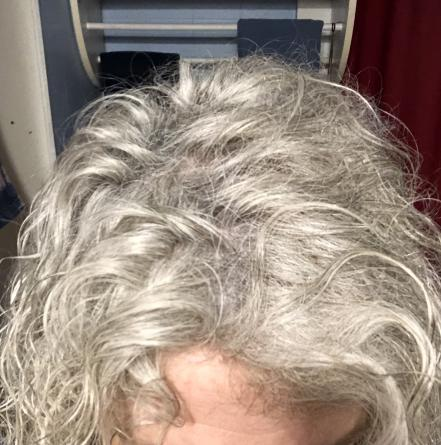Silax Hair Building Fibers Review Tanya G.