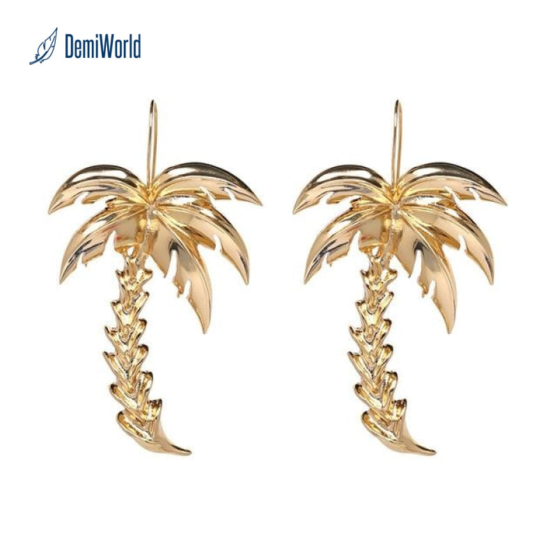 Bohemian Earrings For Women Girls Palm Ethnic Wedding Tassel Earrings