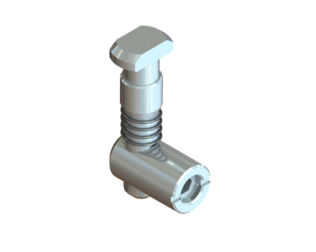 4 Series Slotpro Standard Connector 90deg - Connectors - OnEquip