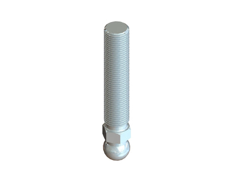 Threaded Rod for Swivel Feet M14 x 66 - Accessories - OnEquip