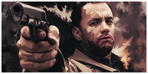 """Saving Private Ryan"" by Joe Vetoe - Hero Complex Gallery"