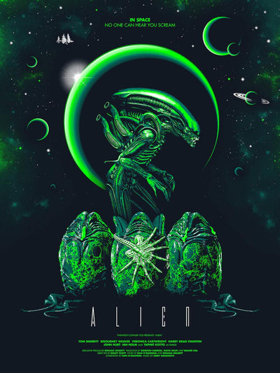 """Alien"" by Guillaume Morellec"