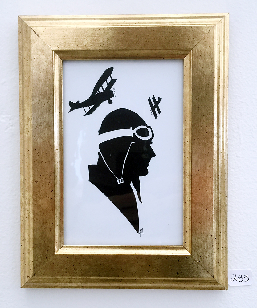 "283. 1927/1928 - ""Wings"" by Jordan Monsell - Hero Complex Gallery"