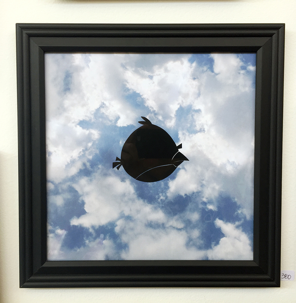 380. Angry Bird by Jordan Monsell - Hero Complex Gallery
