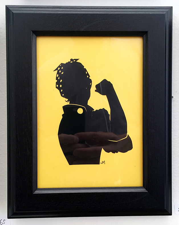 550. Rosie the Rivetor by Jordan Monsell - Hero Complex Gallery