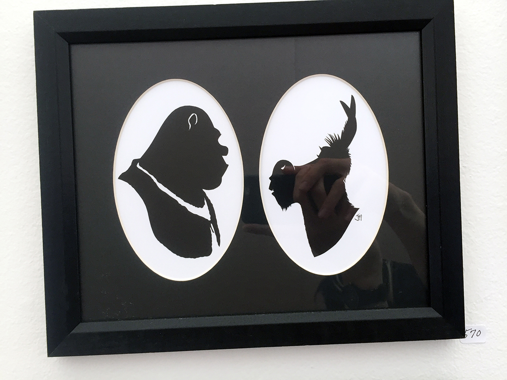 570. Shrek and Donkey by Jordan Monsell - Hero Complex Gallery