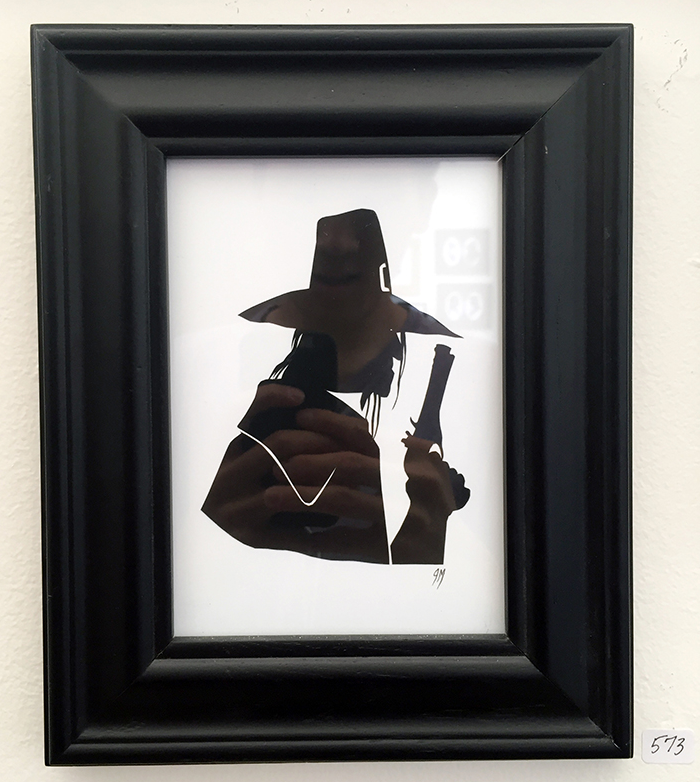 573. Solomon Kane by Jordan Monsell - Hero Complex Gallery