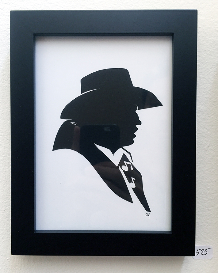 585. Stevie Ray Vaughan by Jordan Monsell - Hero Complex Gallery