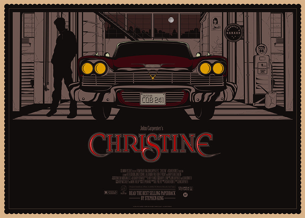 """Christine"" by Mainger - Hero Complex Gallery"