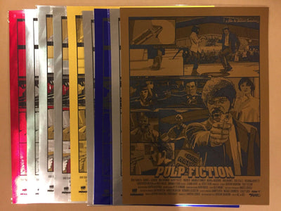 """Pulp Fiction"" Version B 1/1 Variant by New Flesh"