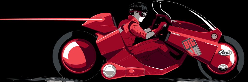 Akira T-Shirt by Craig Drake - Hero Complex Gallery  - 2
