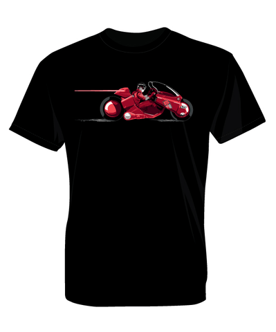 Akira T-Shirt by Craig Drake - Hero Complex Gallery  - 1