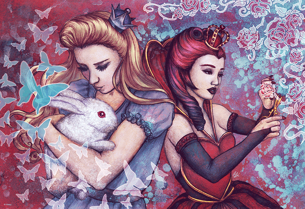 """Pawn to Queen"" by Alice Meichi Li"