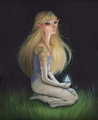 """Within the Twilight"" by Audrey Pongracz - Hero Complex Gallery  - 2"
