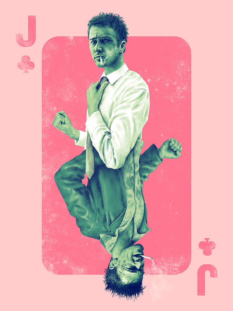 "Jack of Clubs: ""Changeover"" Variant by Adam Rabalais - Hero Complex Gallery"