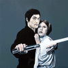 """Kung Fu Wars"" Original by Adam Wheatley - Hero Complex Gallery"