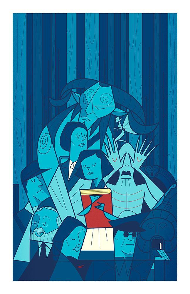 """Pan's Labyrinth"" Variant by Ale Giorgini - Hero Complex Gallery"