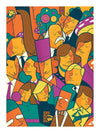 """Willy Wonka"" by Ale Giorgini - Hero Complex Gallery"