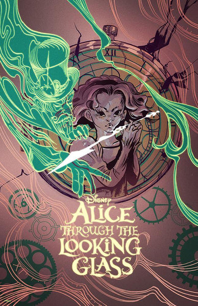 """Alice Through The Looking Glass"" by Allison Strejlau - Hero Complex Gallery"