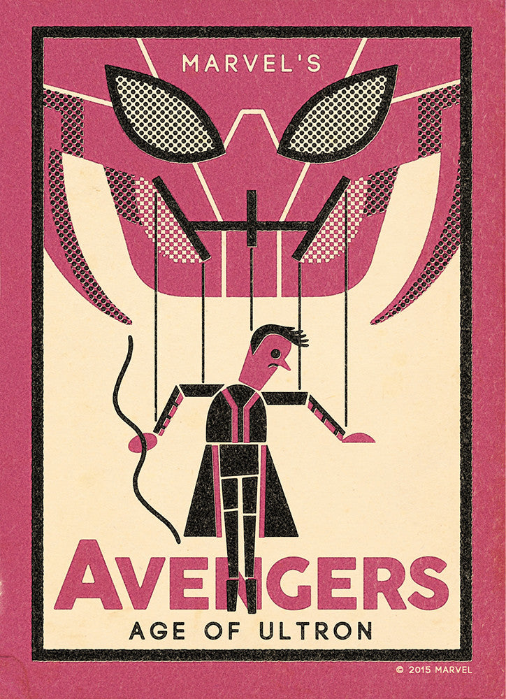 """The Avengers: Hawk"" by Andrew Kolb - Hero Complex Gallery"