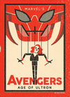 """The Avengers: Black Widow"" by Andrew Kolb - Hero Complex Gallery"