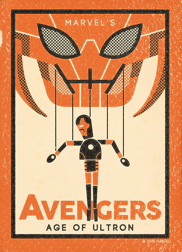 """The Avengers: Iron Man"" by Andrew Kolb - Hero Complex Gallery"