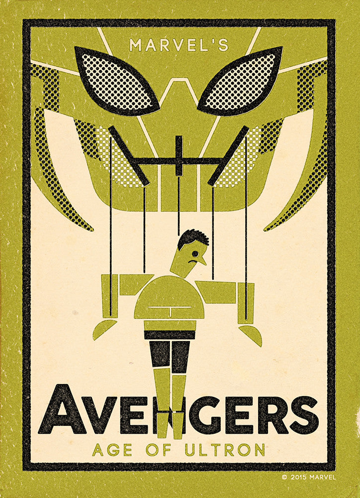 """The Avengers: Hulk"" by Andrew Kolb - Hero Complex Gallery"