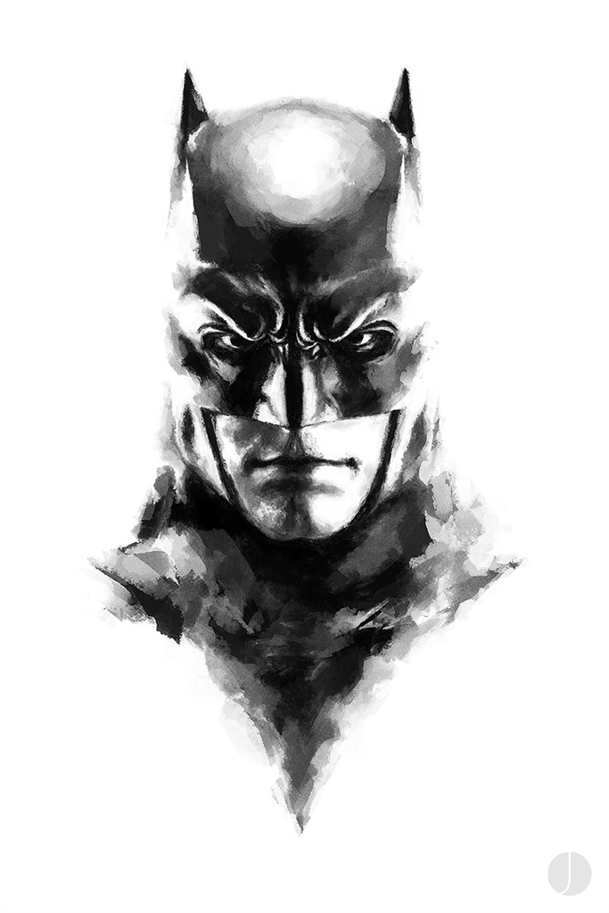 """The Batman"" by John Aslarona - Hero Complex Gallery"