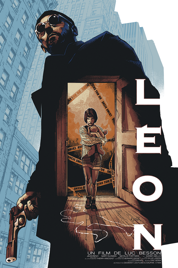"""LEON"" by Barret Chapman"