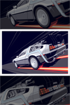 BTTF 1 - Regular Version by Craig Drake
