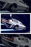 BTTF 2 - Regular Edition by Craig Drake
