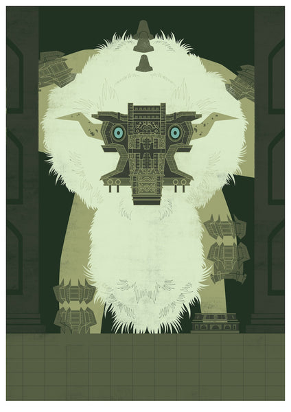 """Barba"" by James Gilleard - Hero Complex Gallery"