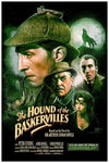 """The Hound of the Baskervilles"" Large Variant by Paul Shipper - Hero Complex Gallery"