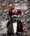"""Super Mario Father"" Metallic Variant by Beery - Hero Complex Gallery"