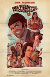 """One Flew Over the Cuckoo's Nest"" Tan Large by Brett Parson - FF - Hero Complex Gallery"