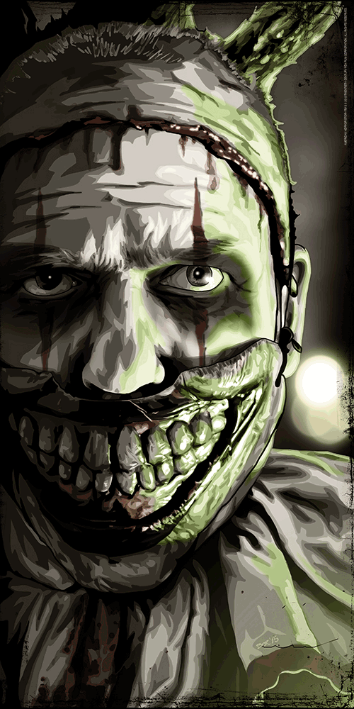 """Twisty"" Desaturated variant by Brian C. Roll - Hero Complex Gallery"