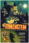 """The Tragic Tale of Junkenstein"" by Glen Brogan"