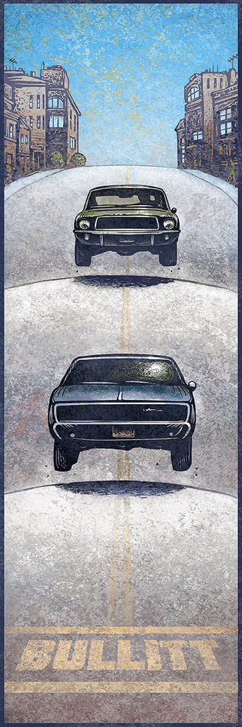 """Bullitt"" by Chet Phillips"