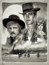 """Butch and Sundance"" by Paul Shipper - Hero Complex Gallery"