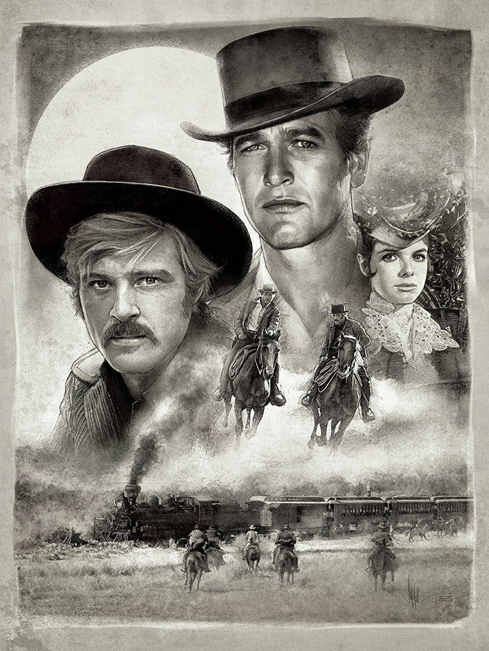 """Butch and Sundance"" by Paul Shipper"