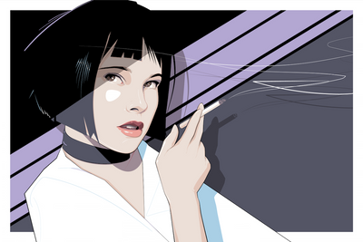 """Mathilda"" by Craig Drake"