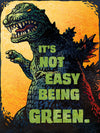 """Not Easy Being Green"" by Chet Phillips - Hero Complex Gallery"