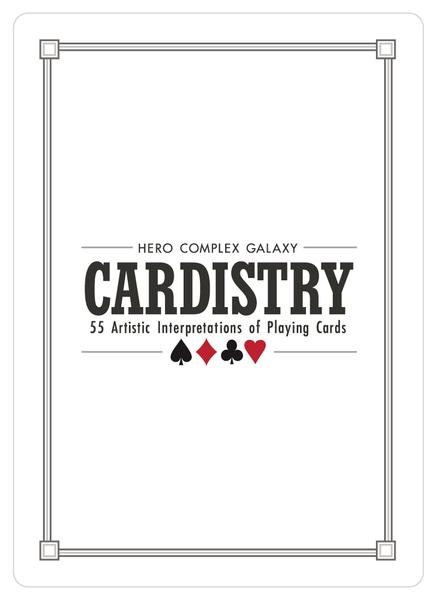 CARDISTRY Playing Cards - Hero Complex Gallery  - 1
