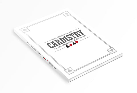 CARDISTRY Art Book - Hero Complex Gallery  - 1