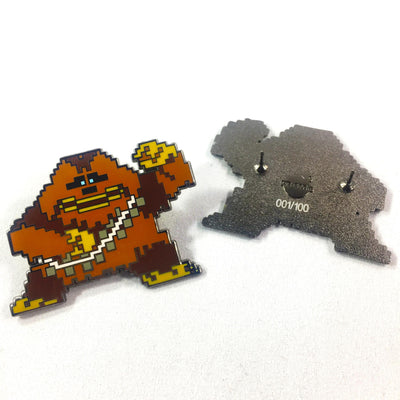 "291. ""Chewy Kong"" Pin by BB-CRE.8"