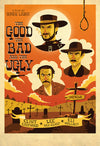 """The Good, The Bad and The Ugly"" by Christian Garland - Hero Complex Gallery"