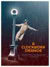"Cinematic Psychopaths: ""A Clockwork Orange"" Metal Variant by Adam Rabalais - Hero Complex Gallery"