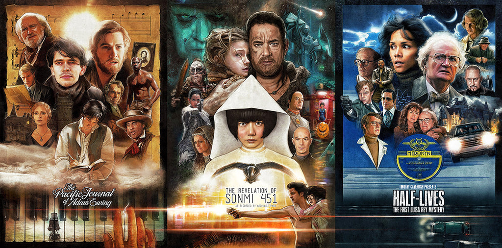 "Alternative Movie Posters: ""Half Lives"" by Paul Shipper - Hero Complex Gallery  - 2"