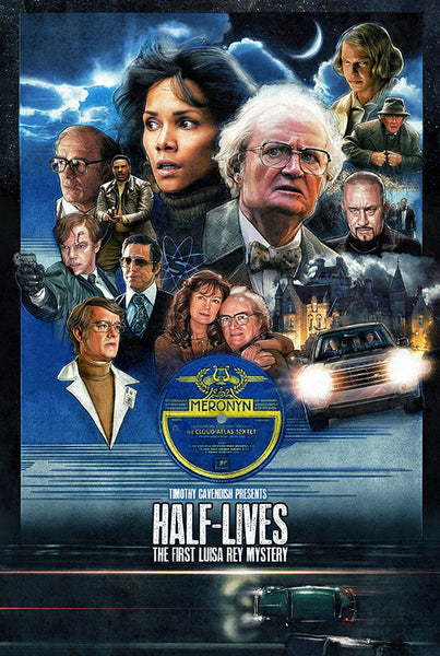"Alternative Movie Posters: ""Half Lives"" by Paul Shipper - Hero Complex Gallery  - 1"