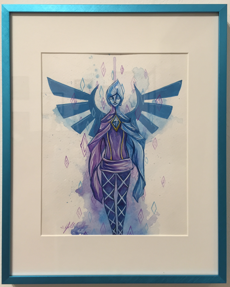 """Skyward Sword Navi- Fi"" by Jill Colbert-Manfish Inc."